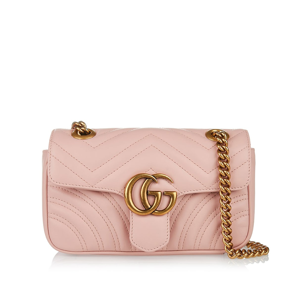 5b767718613 GUCCI GG MARMONT MATELASSE MINI BAG