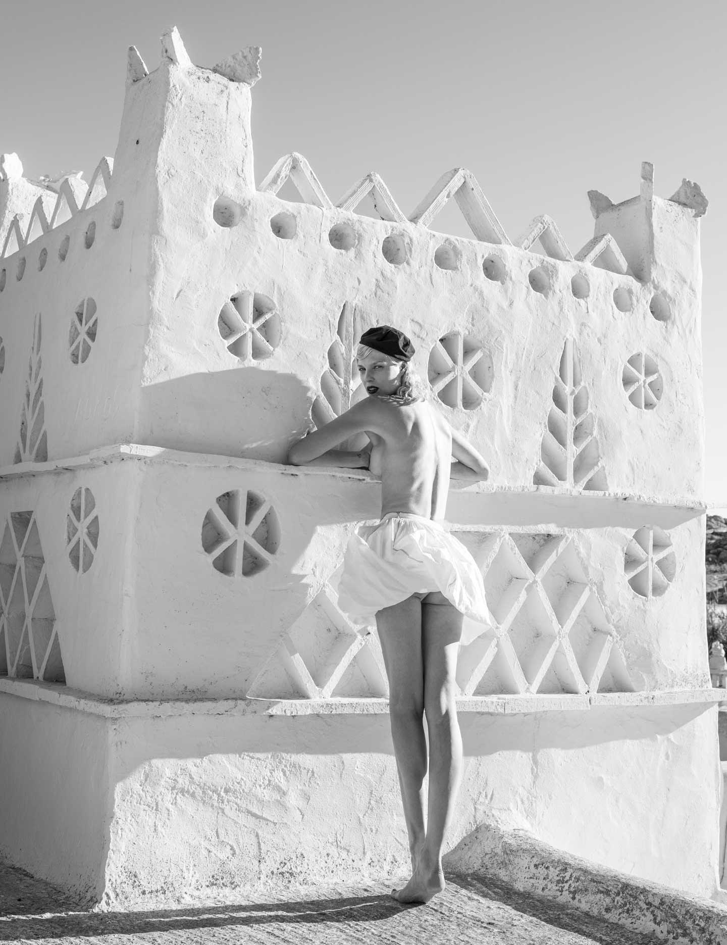 Mara Desipris pays tribute to the ultimate Greek beauty of her favorite islands