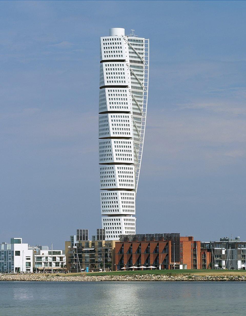 The Art of Santiago Calatrava: God of form