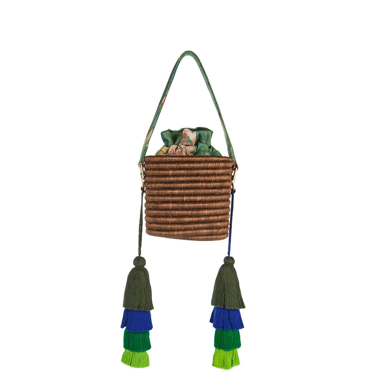 Paraiso bucket bag