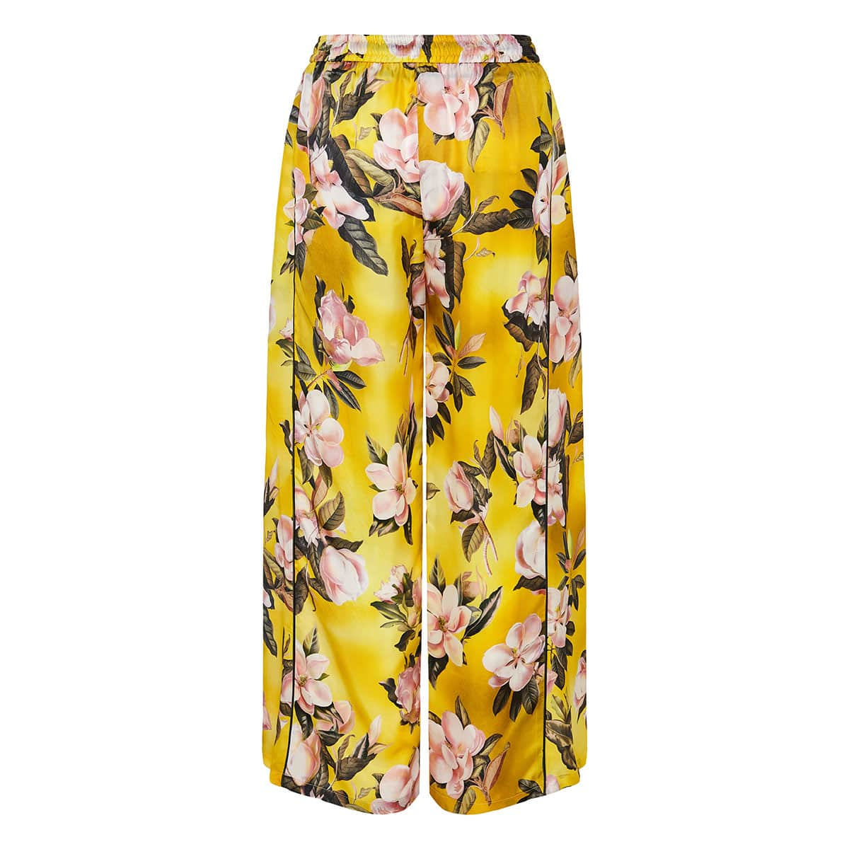 Apate floral wide-leg pyjama trousers