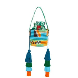 Dos Loros bucket bag