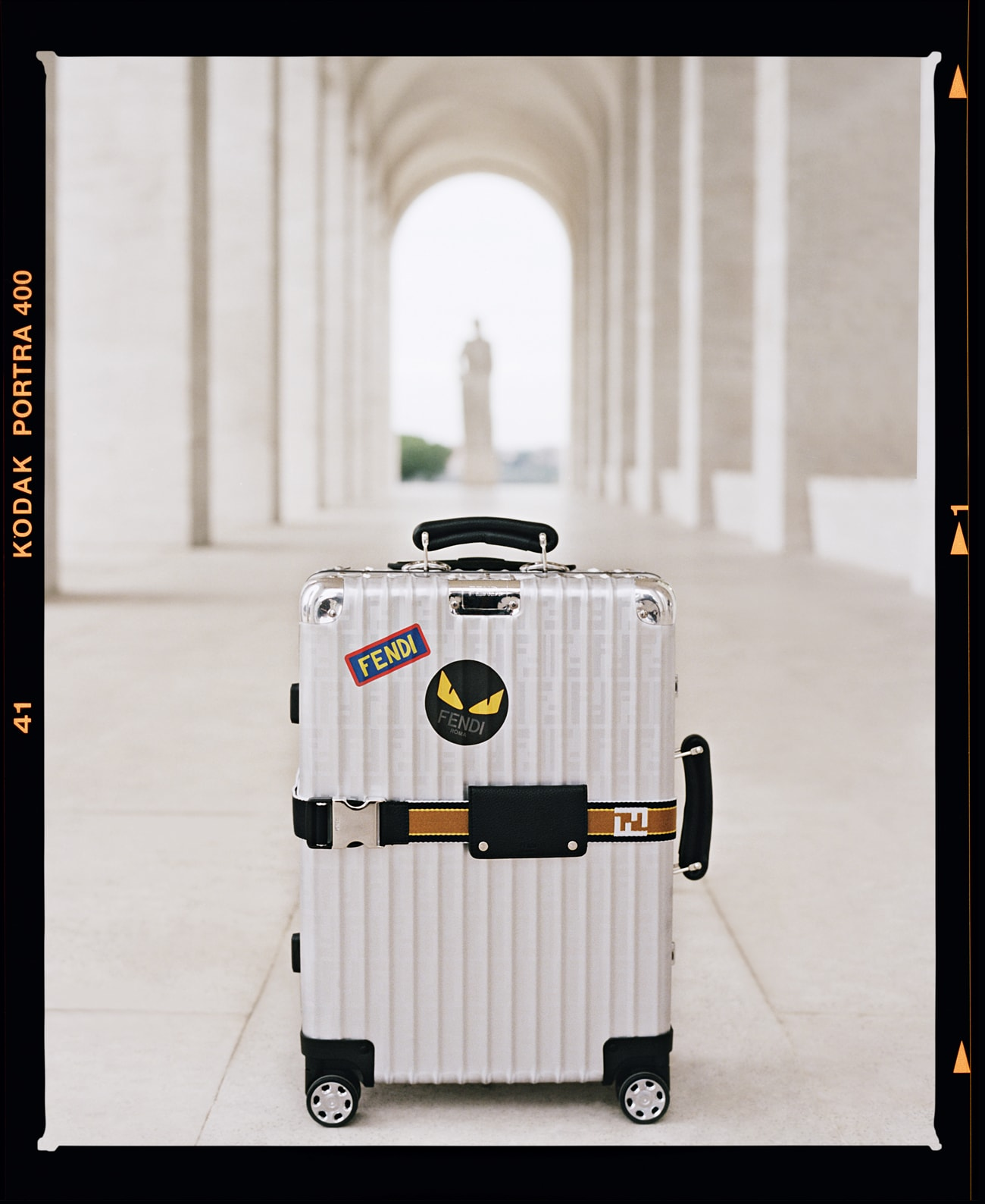 The impeccable aesthetics of Rimowa