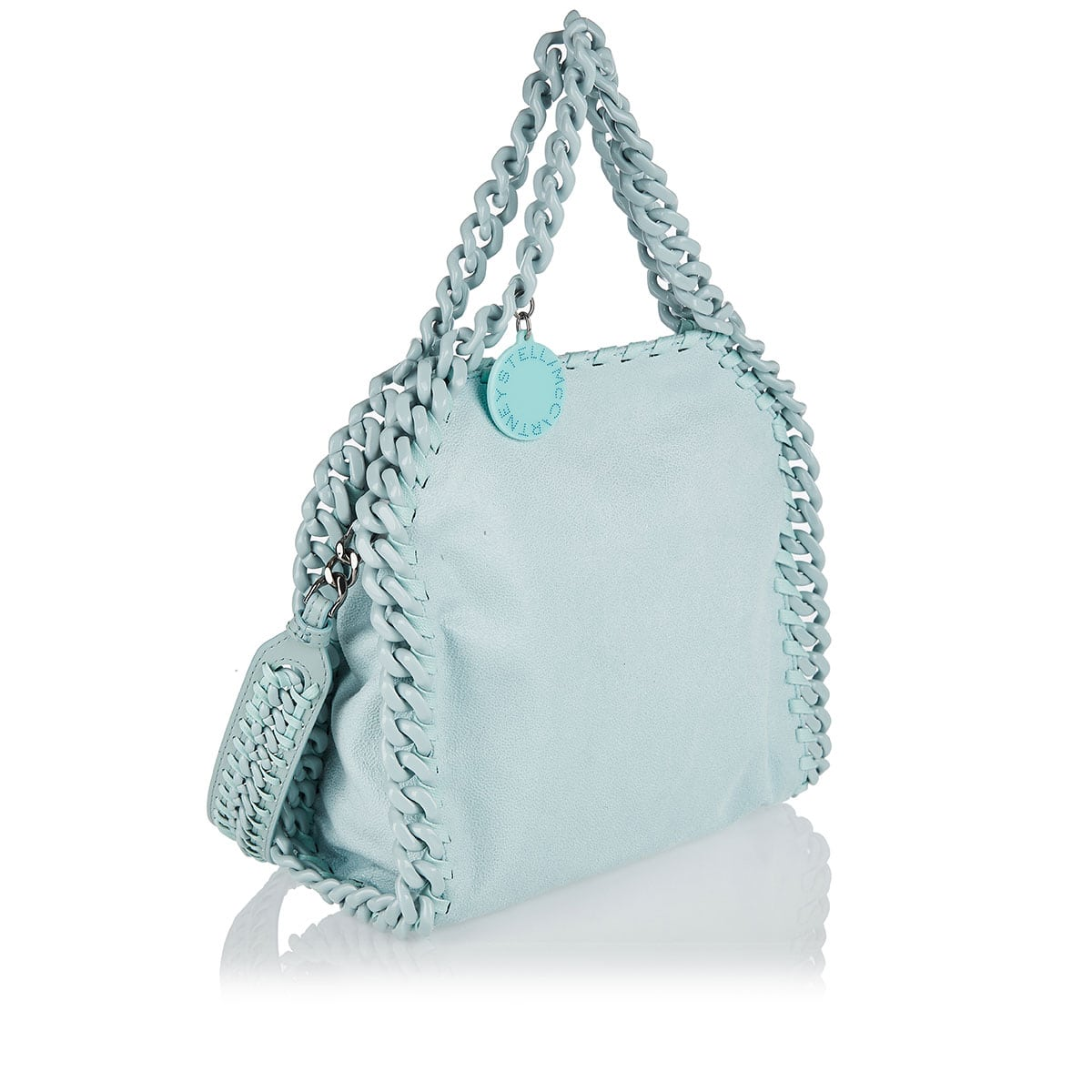 Falabella Candy mini tote bag