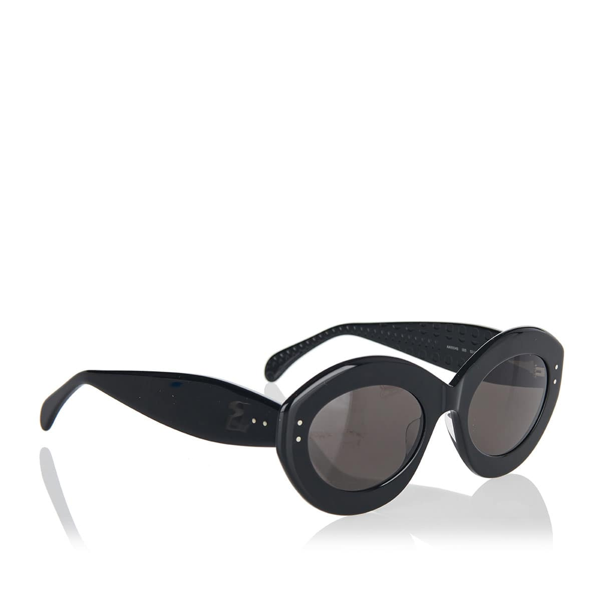 Oversized oval sunglasses