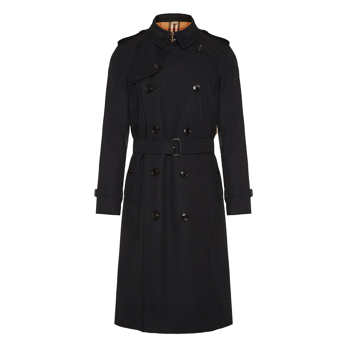 The Chelsea cotton trench coat
