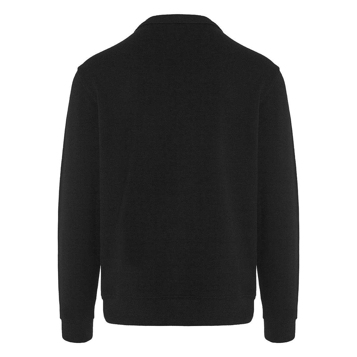 Horseferry print cotton sweatshirt