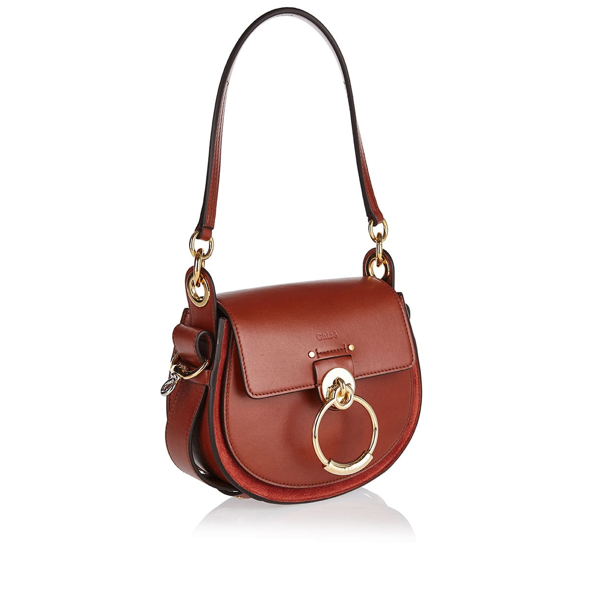 Small Tess leather bag