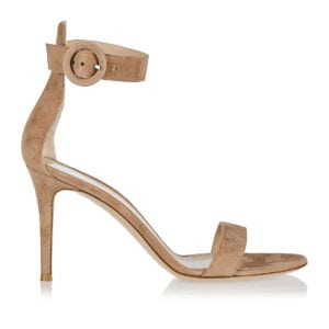 Portofino 85 suede leather sandals