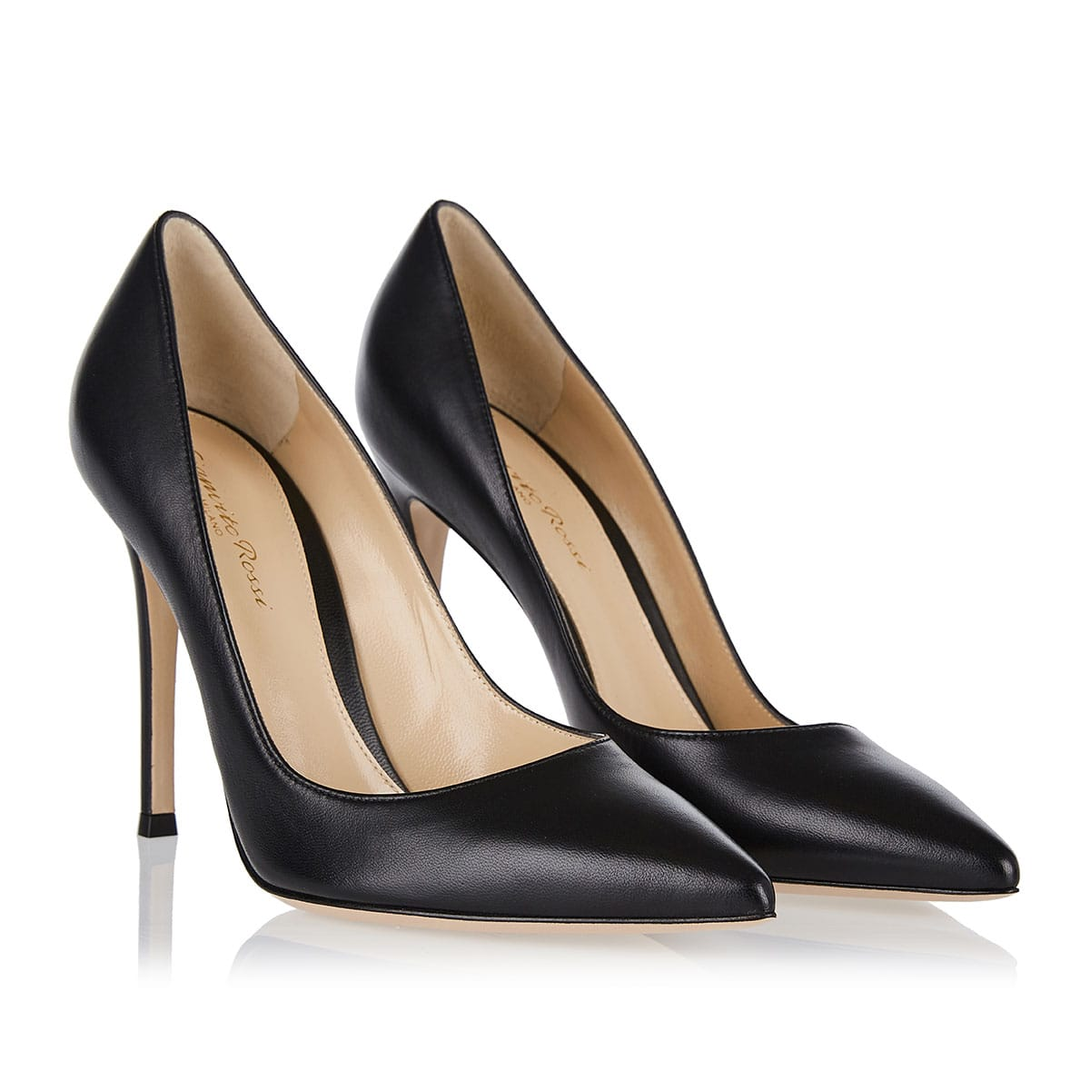 Gianvito 105 leather pumps