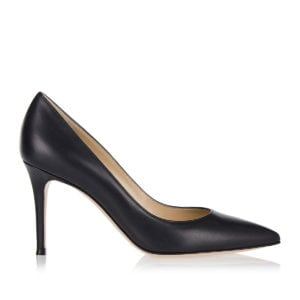 Gianvito 85 leather pumps
