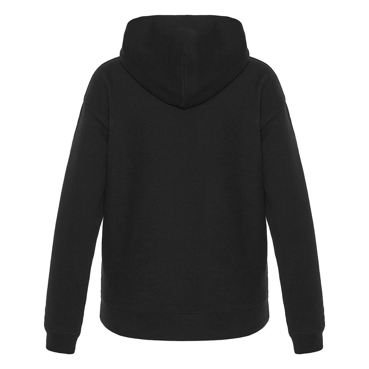 Glow-in-the-dark logo hoodie