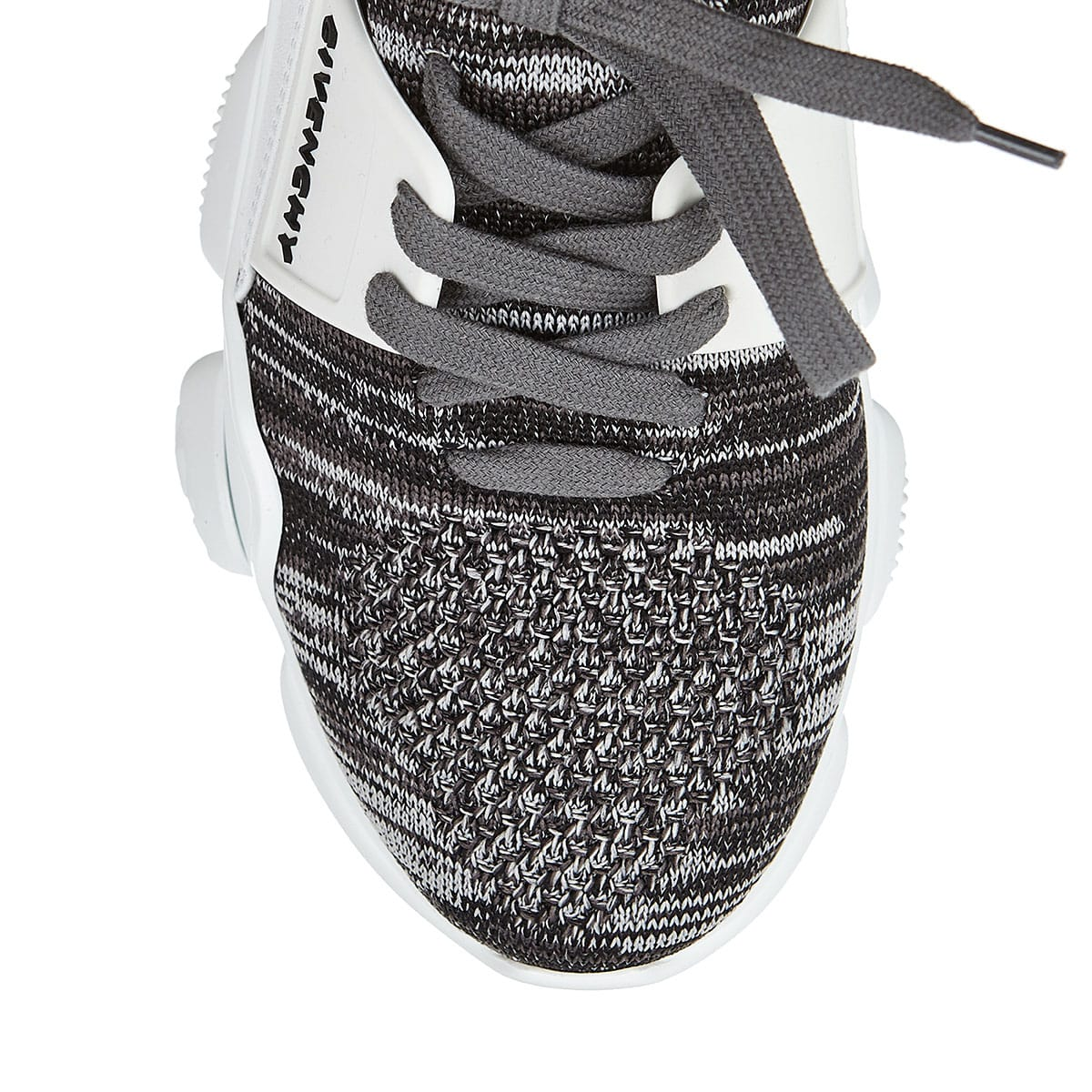 Jaw knitted low sneakers
