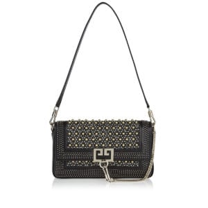 Charm GV3 beaded shoulder bag