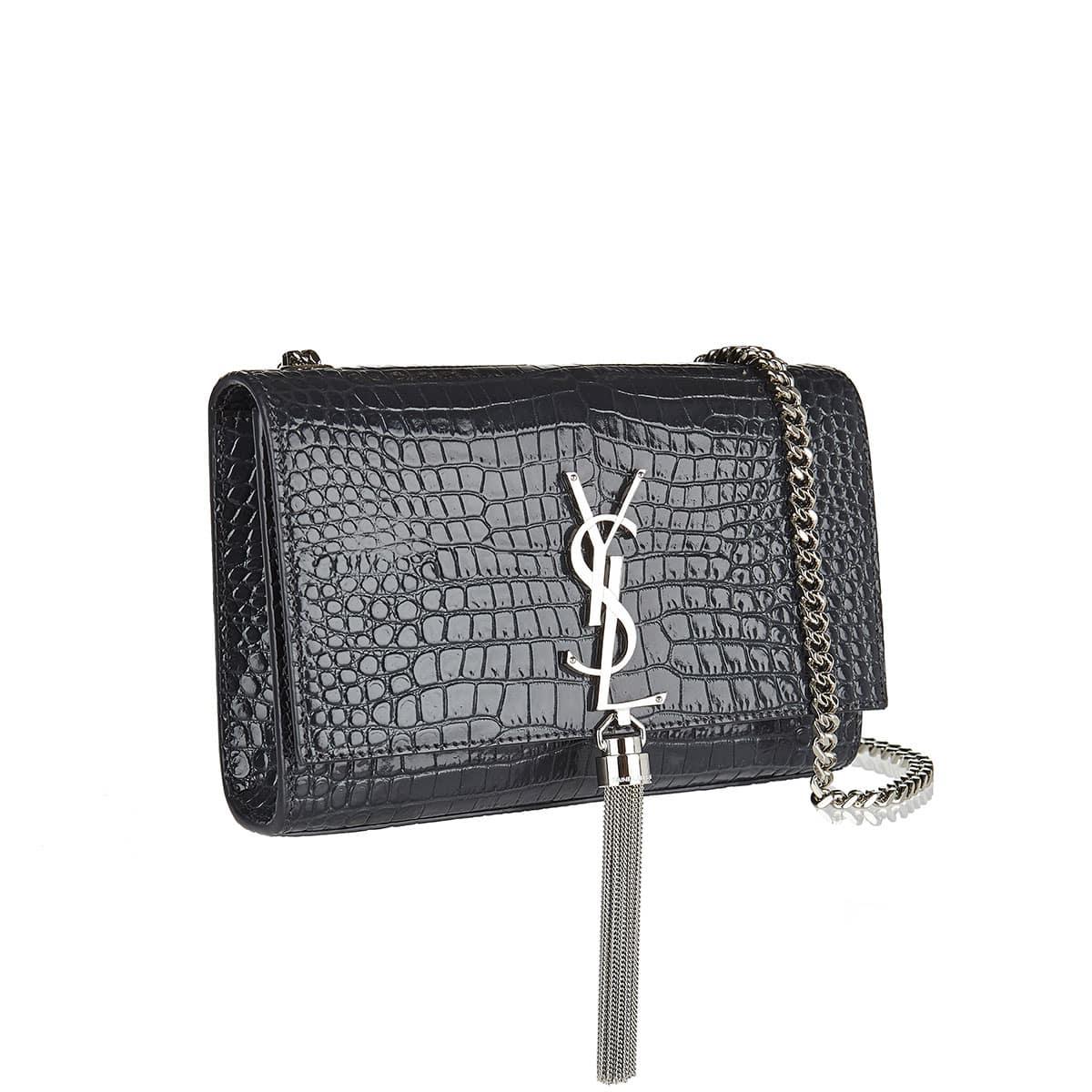 Small Kate tassel chain bag