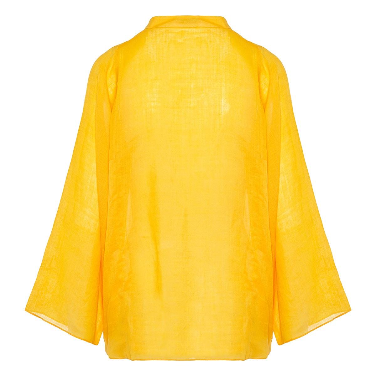 Angelique ramie blouse