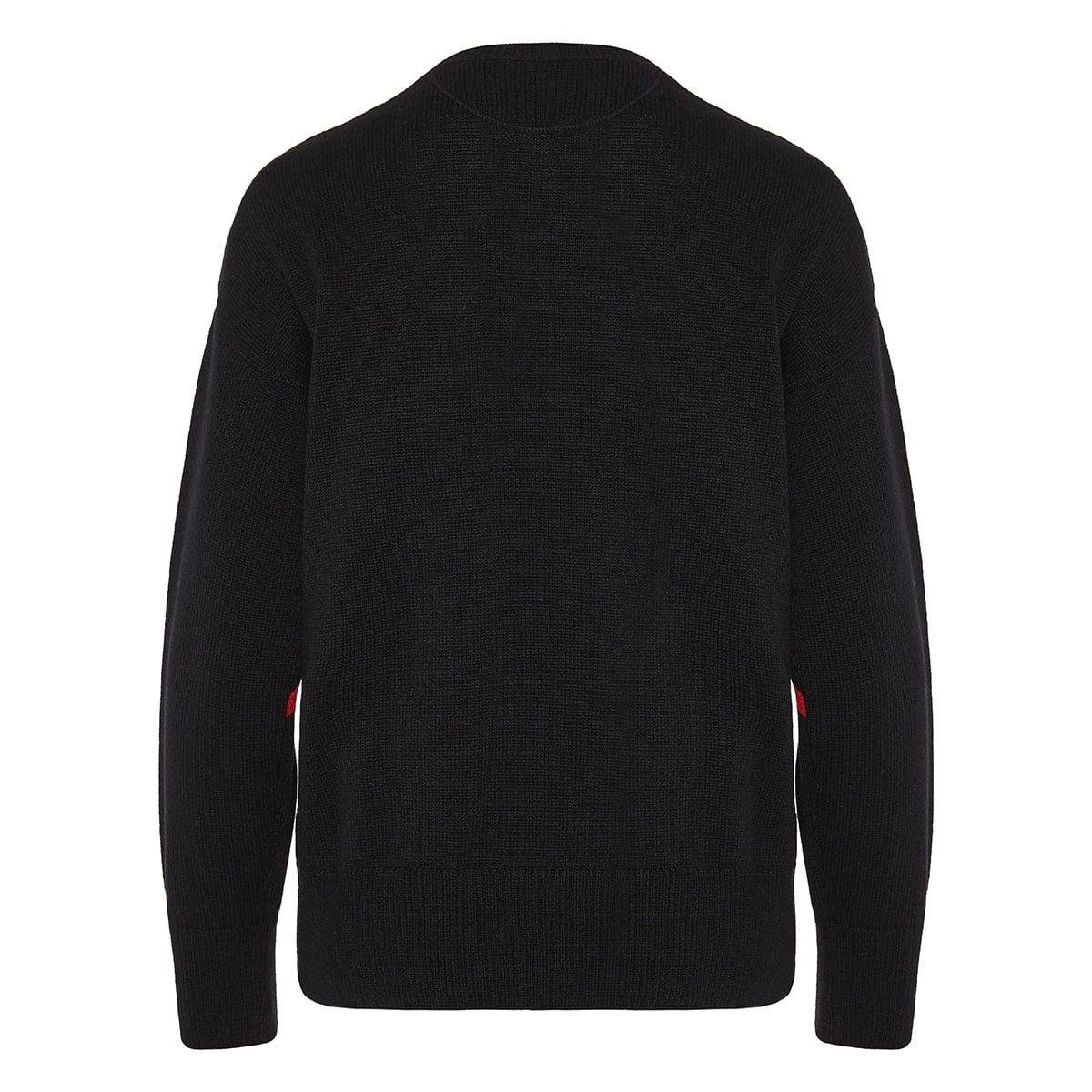 Go Logo cashmere sweater