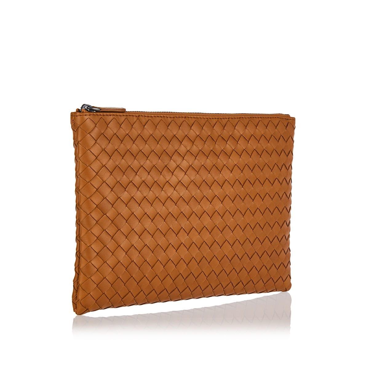 IntrecciatoBiletto small pouch