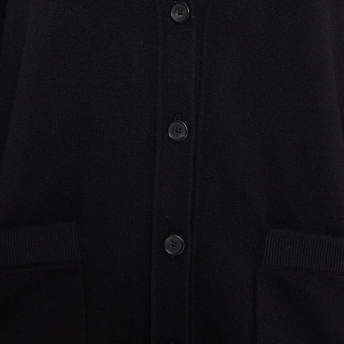 Oversized cashmere cardigan
