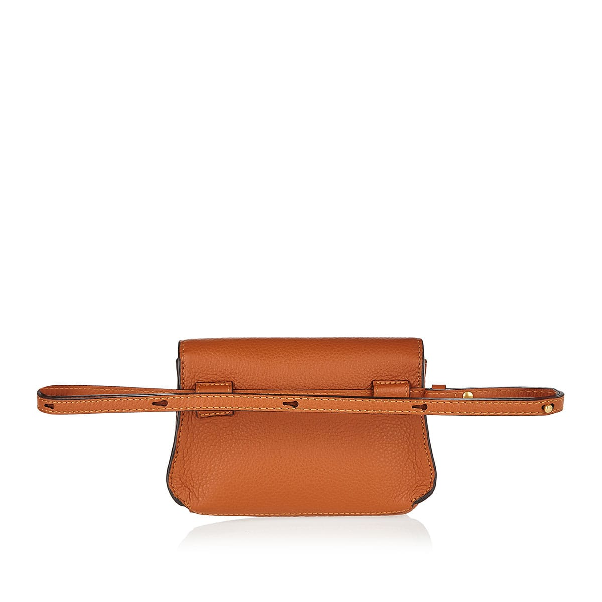 Marcie leather belt bag