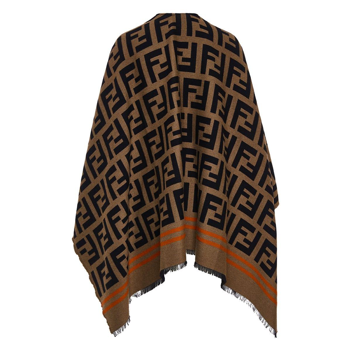 FF wool cape