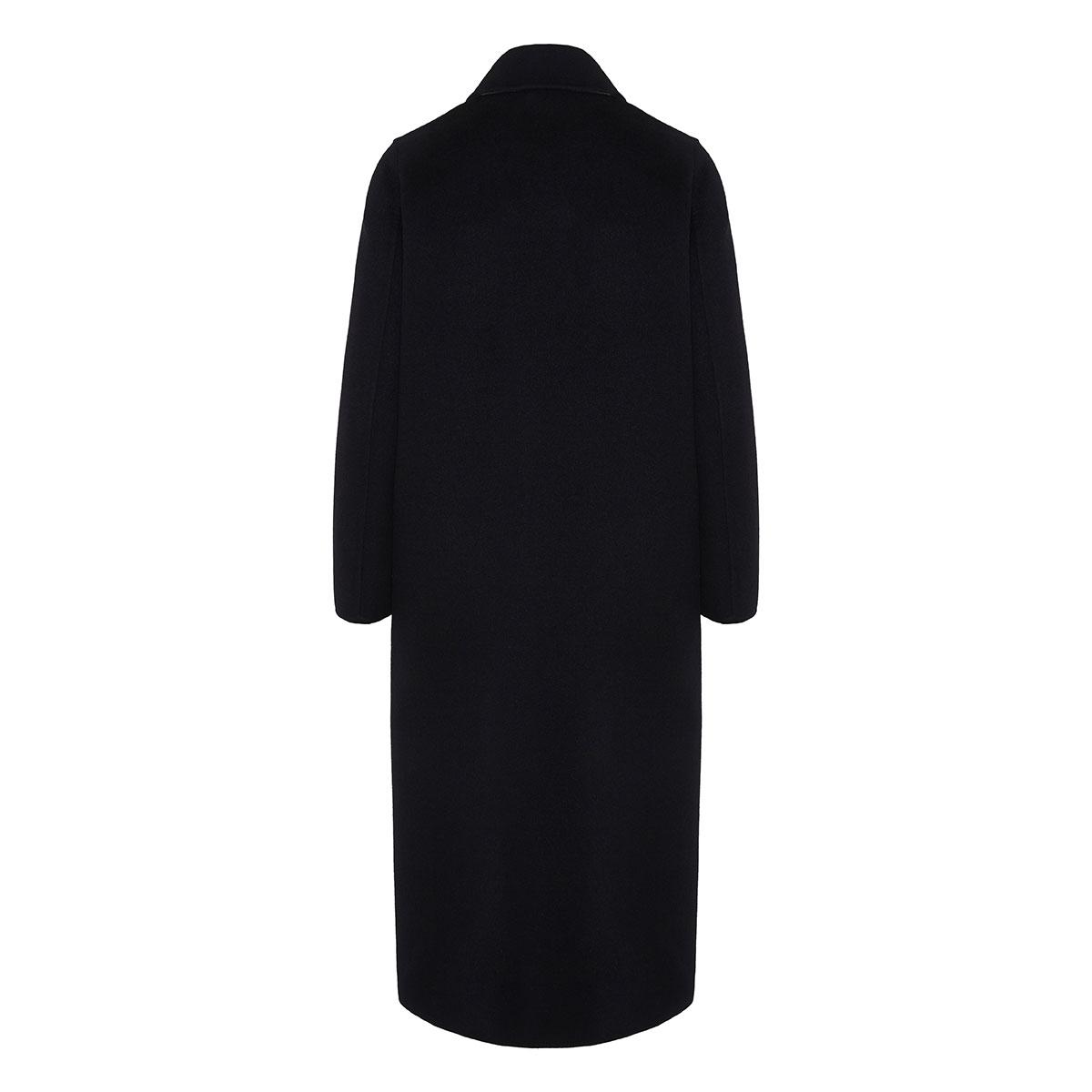 Reversible FF wool coat