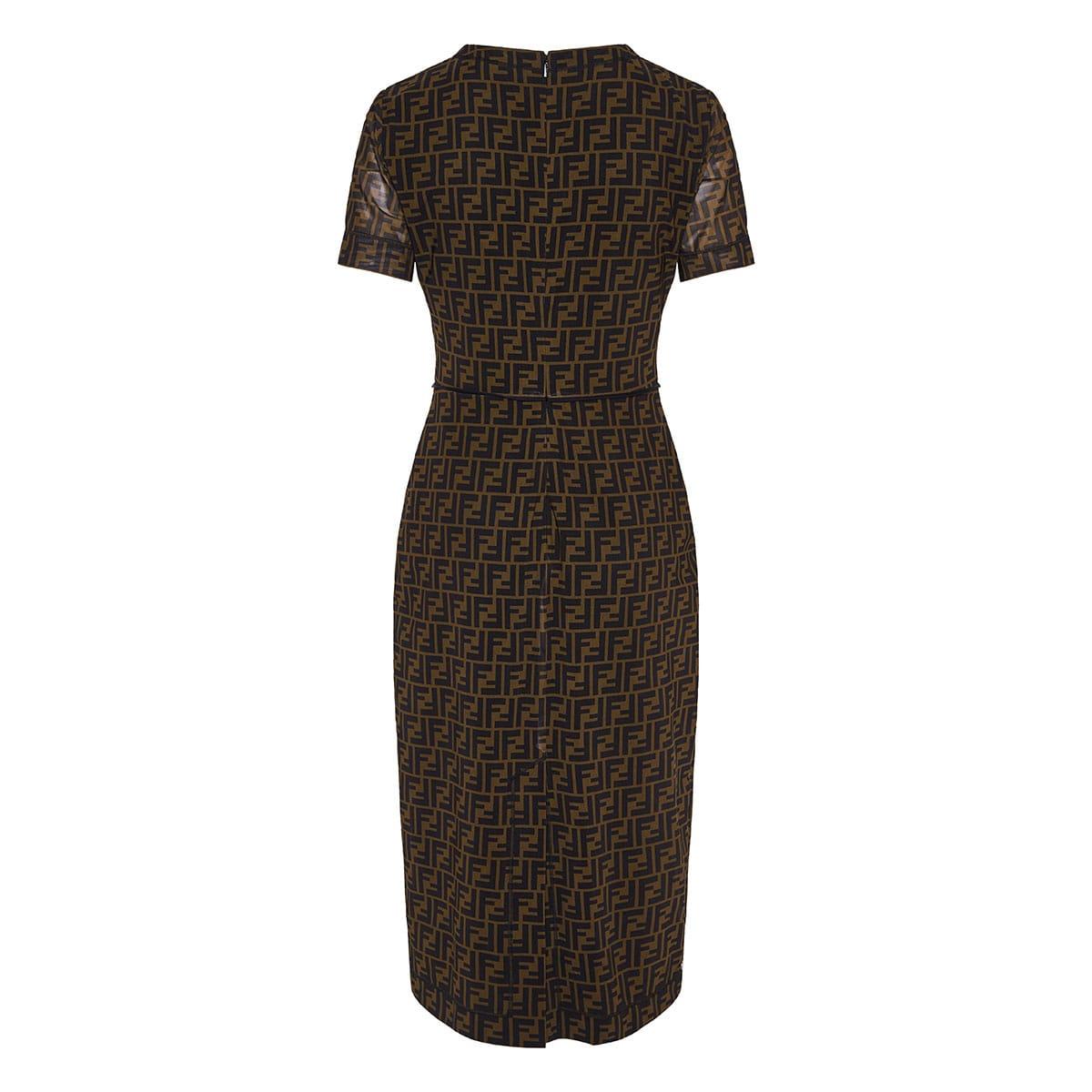FF midi dress