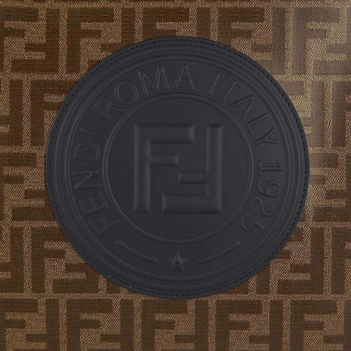 Runaway medium FF-printed tote