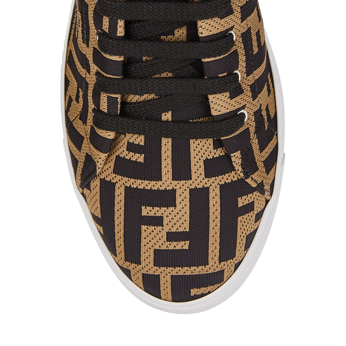 FF technical mesh sneakers