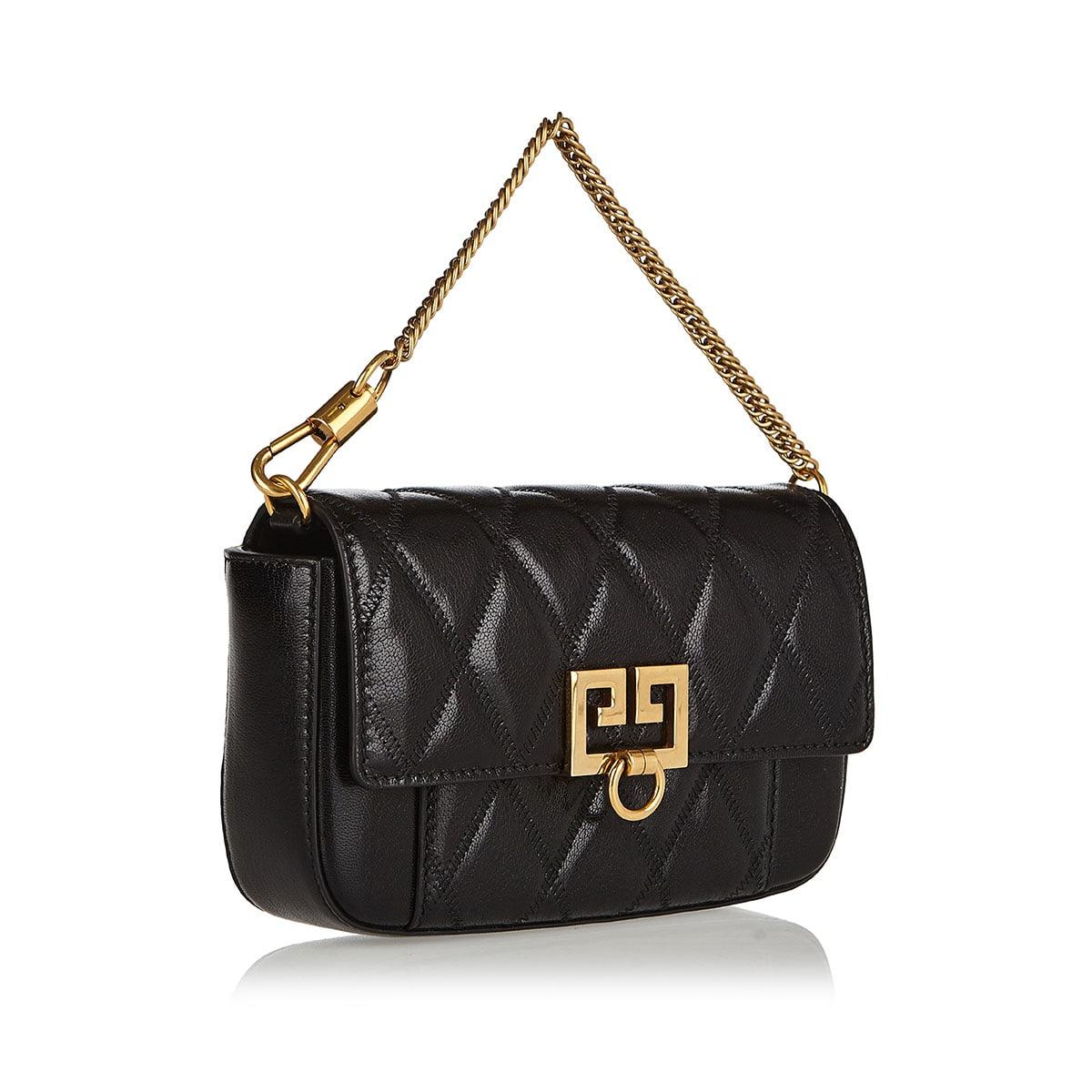 Mini Pocket leather shoulder bag