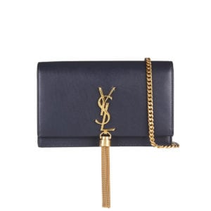 Kate tassel leather chain bag