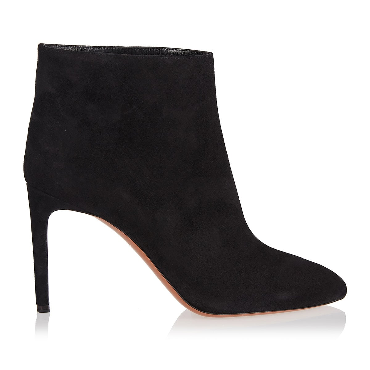 90 suede ankle boots