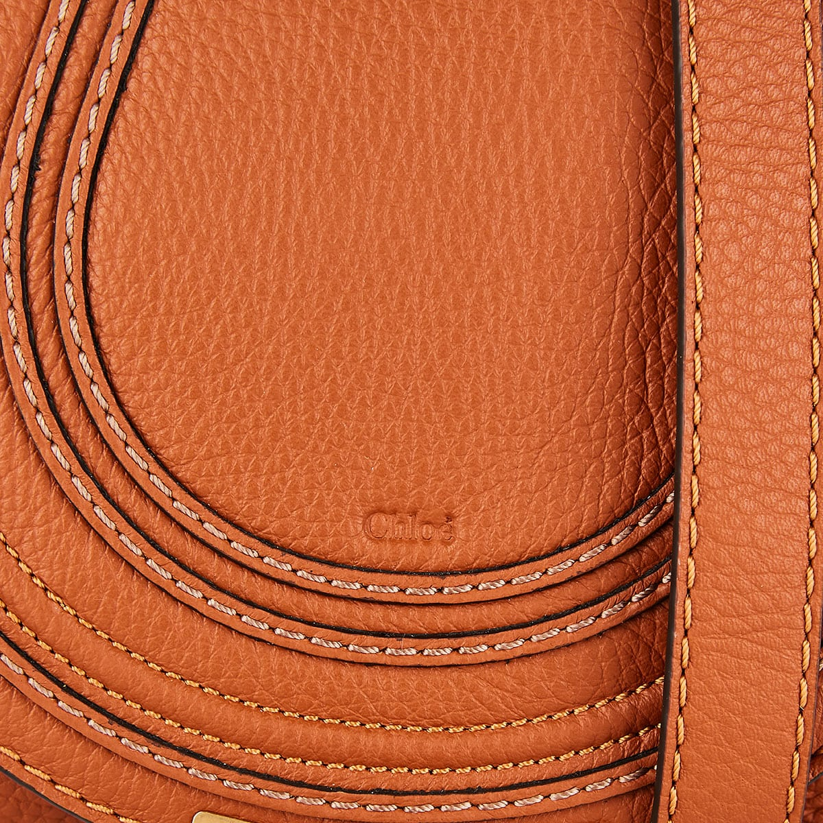 Marcie mini leather crossbody bag