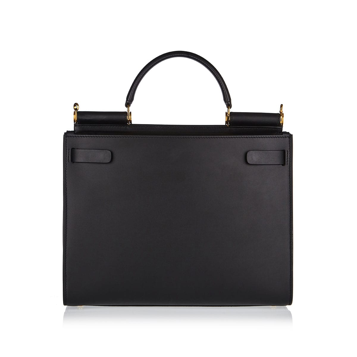 Sicily 62 leather bag