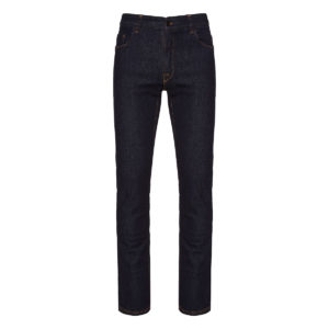 Slim-fit jeans with FF pocket