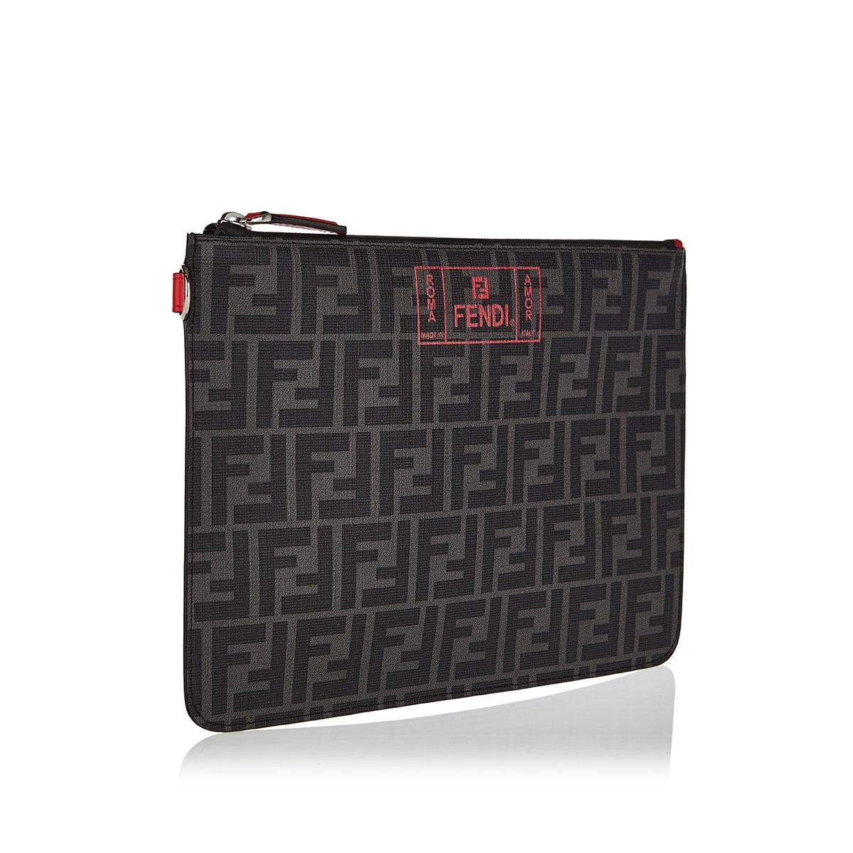 FF zipper pouch