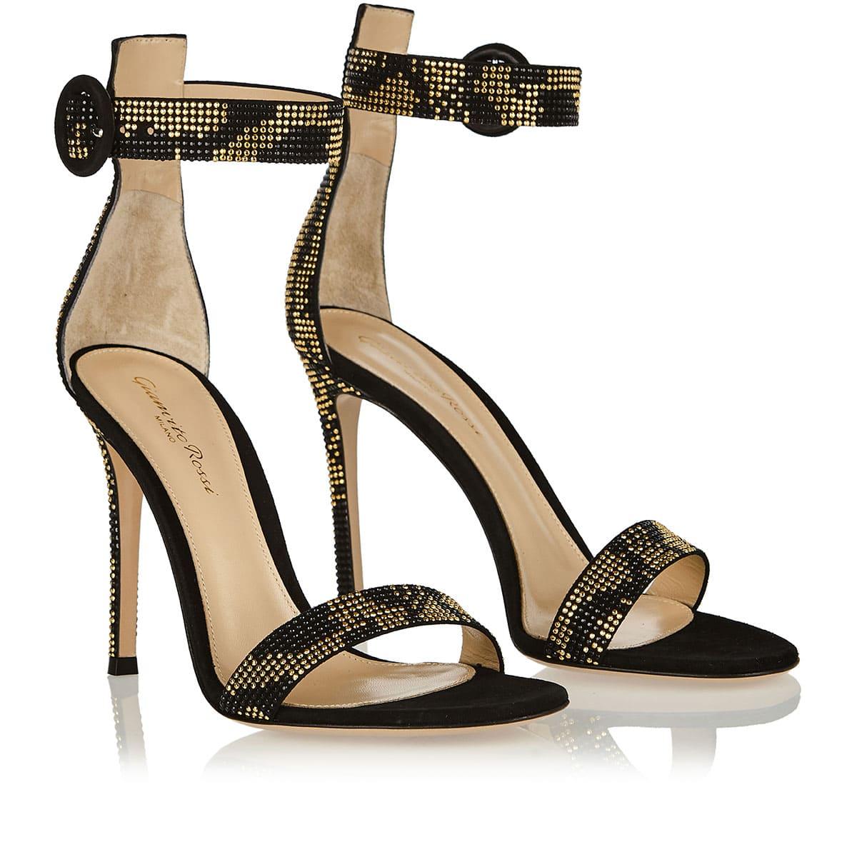 Ronnie stud-embellished sandals
