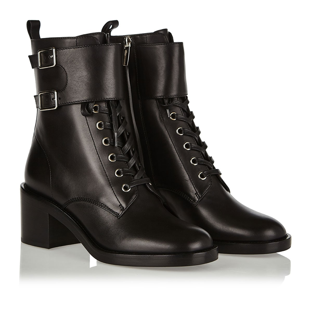 Lagarde 60 leather ankle boots