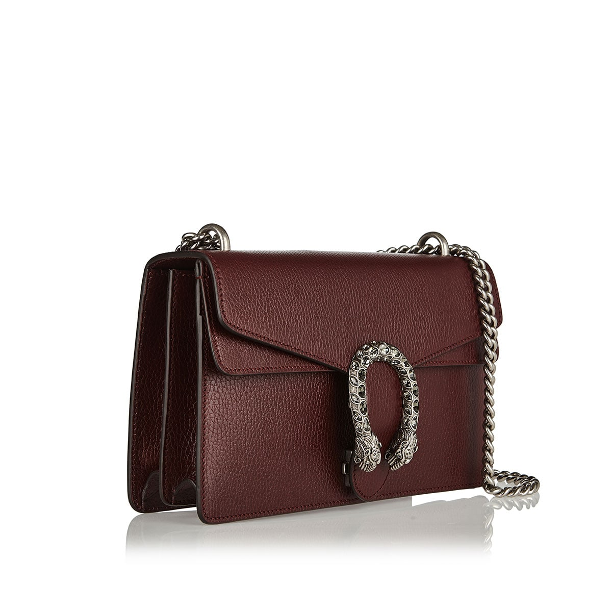 Dionysus Small leather shoulder bag