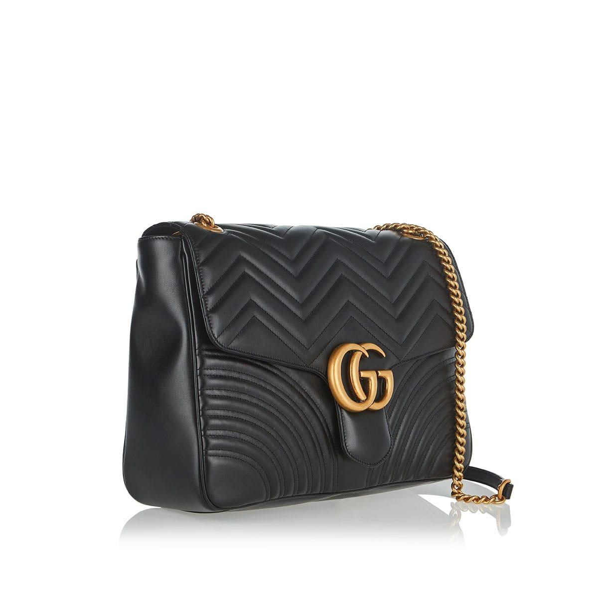 GG Marmont Large shoulder bag