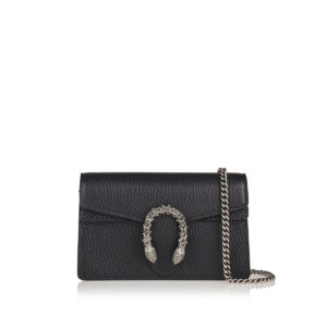 Dionysus leather super mini bag