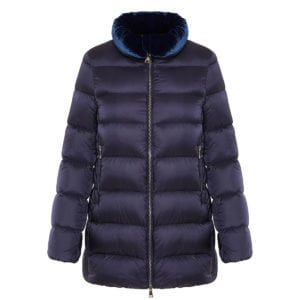 Torcon down quilted jacket