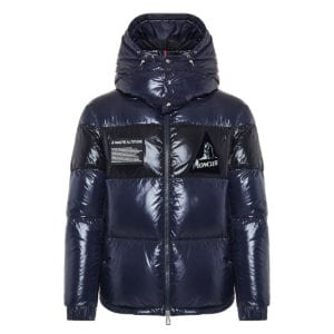 Moncler down quilted jacket