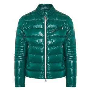 Berriat down quilted jacket