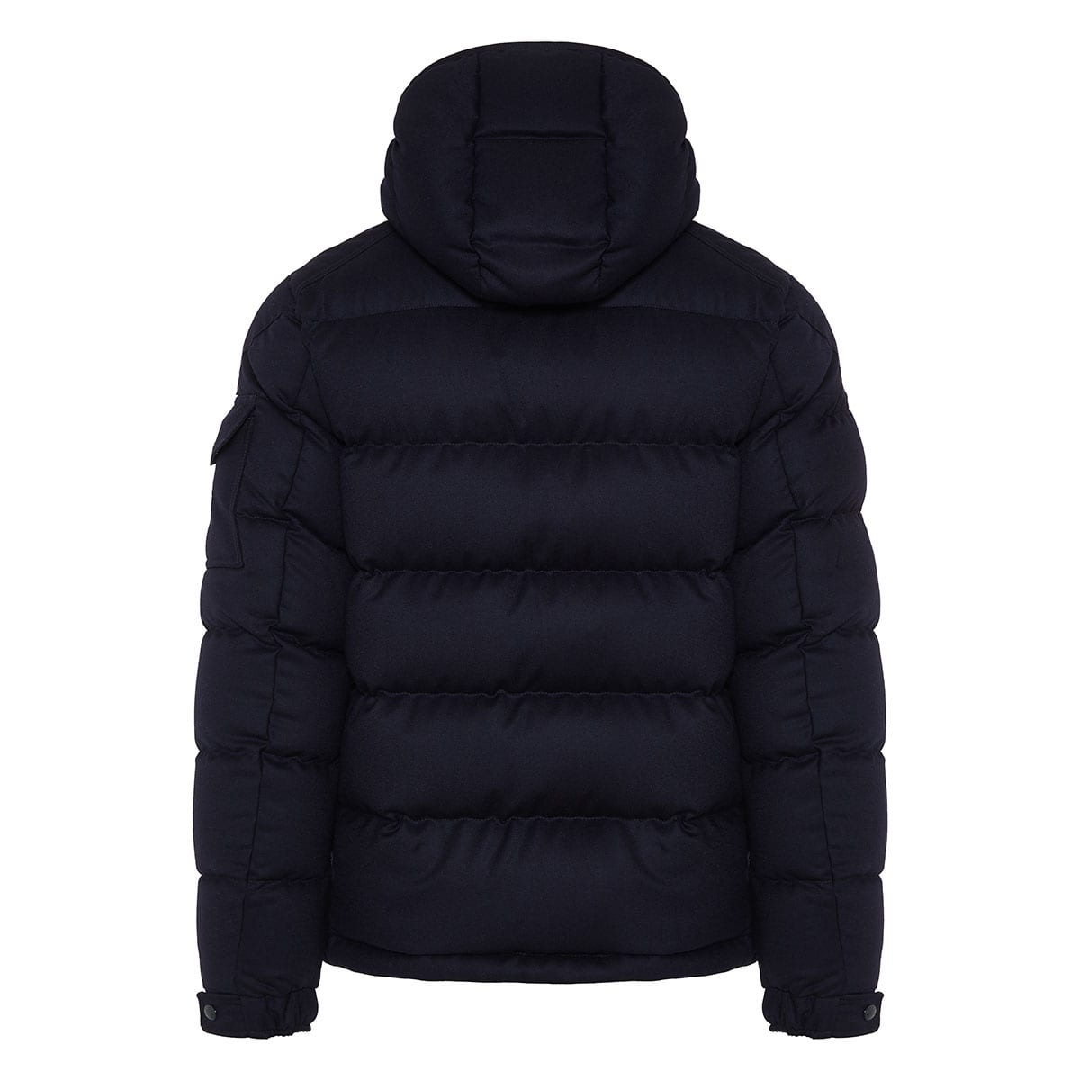 Montgenevre wool puffer jacket