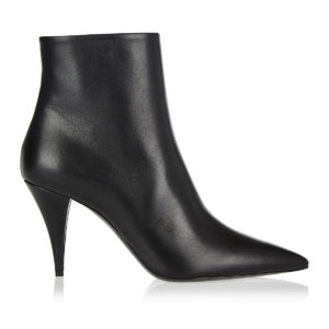 Kiki leather ankle boots
