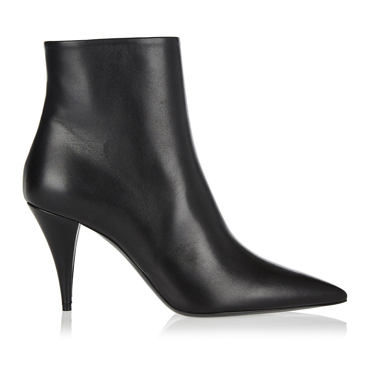 ed3efeda Kiki leather ankle boots