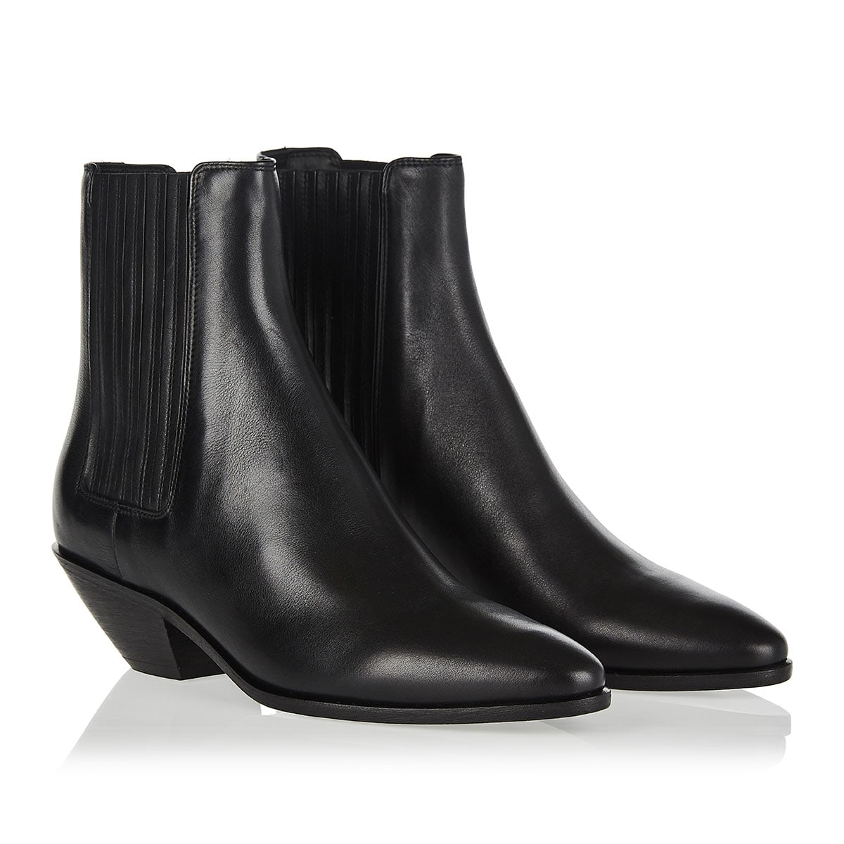 West Chelsea leather boots