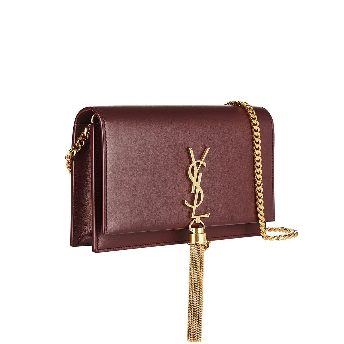 Kate tassel leather chain bag