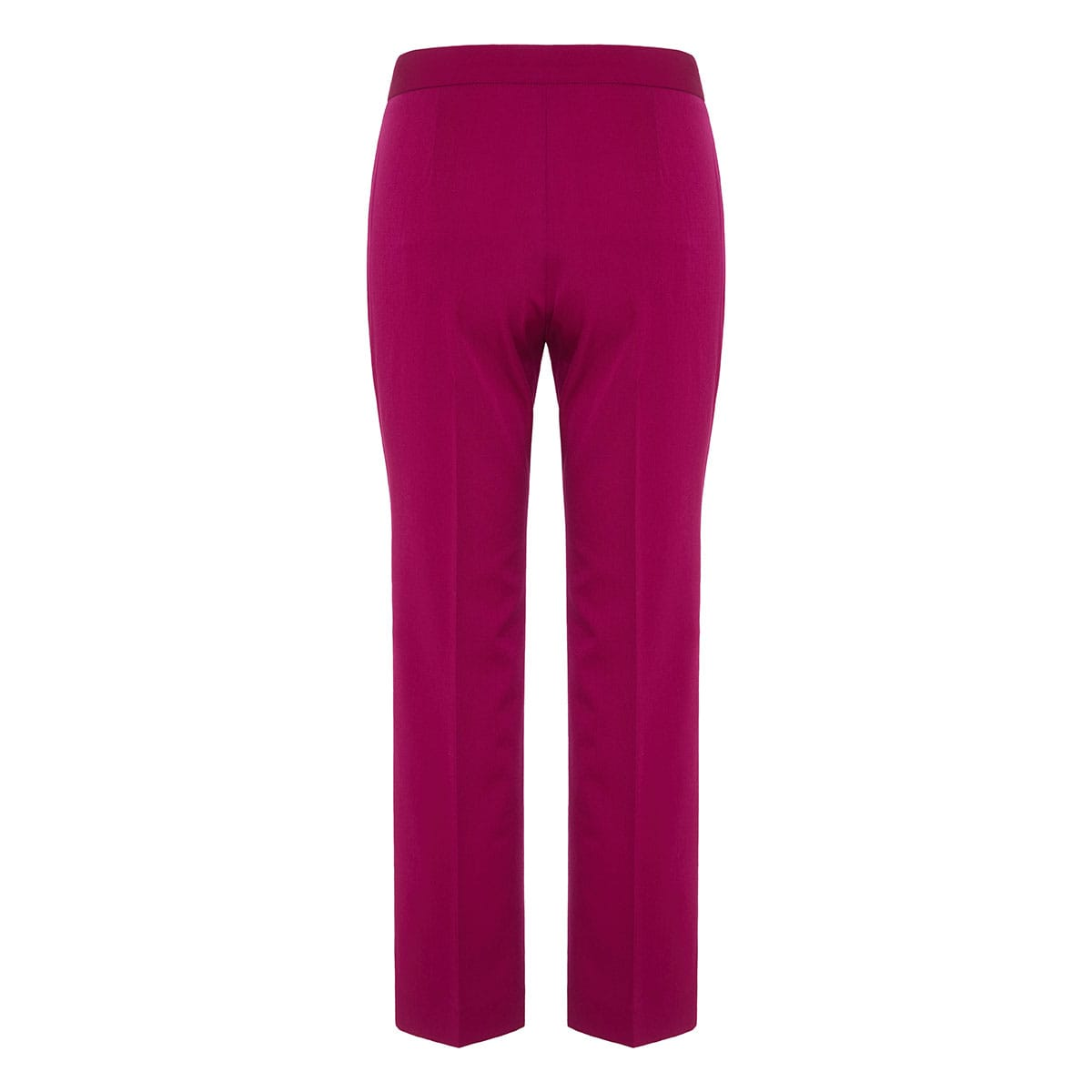 Carlie wide-leg cropped trousers